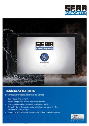 SEBA HydroProfiler-M