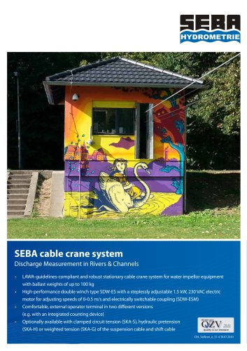 SEBA Wind Sensors
