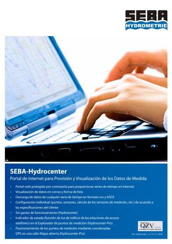 Software Hydrocenter