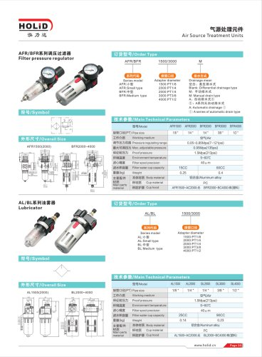 HOLID air pressure regulator,air regulator,air compressor pressure regulatorv,air compressor regulator,AL,BL
