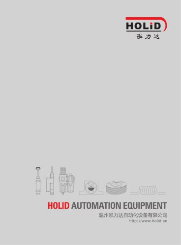 HOLID AUTOMATION EQUIPEMENT