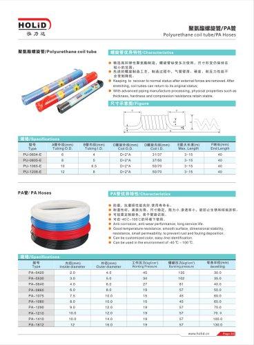 HOLID polyamide tube,polyamide hose,polyamide pipe,pneumatic tube,nylon hose,pa tube