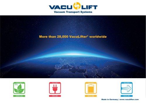 VACU-LIFT Company brochure