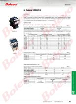 Contactor, Thermal Relay & Starter