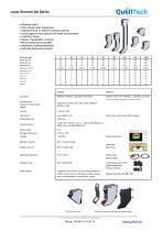 Laser Scanner Q4 Datasheet