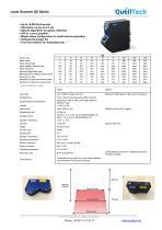 Laser Scanner Q5 Datasheet