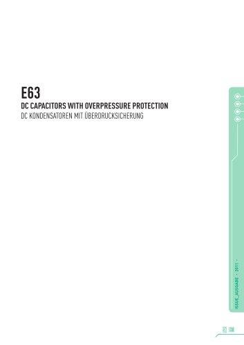 E63 DC