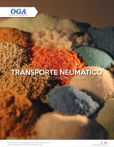 TRANSPORTE NEUMÁTICO - OGA SISTEMVAC S.A.S