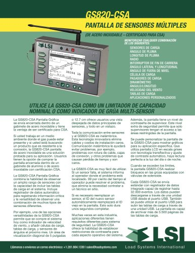 G820-CSA