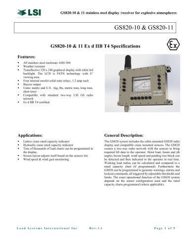 GS820 - 10