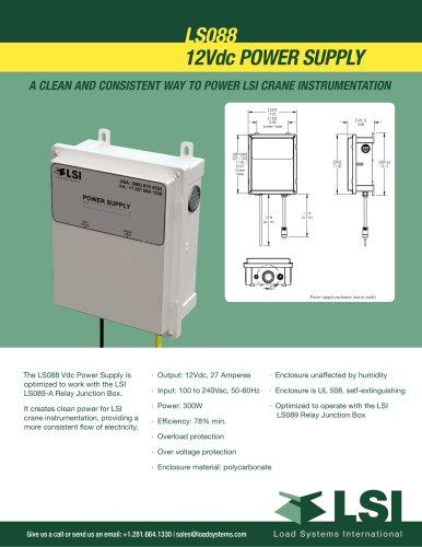 LS088 power supply