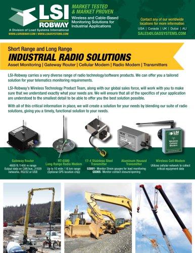 RT-0300 worksite modem & base station