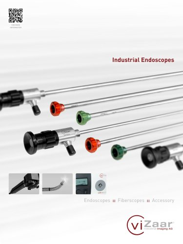 Industrial Endoscopes