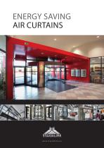 Comfort air curtains Li EC