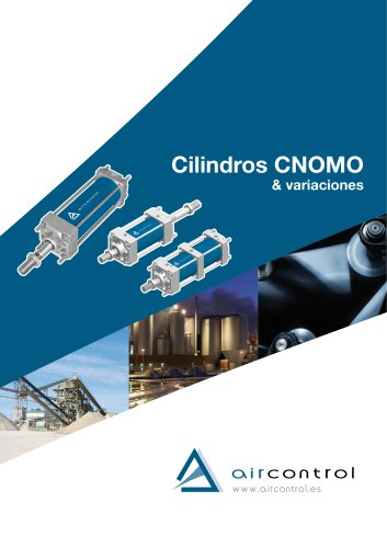 Cilindros CNOMO