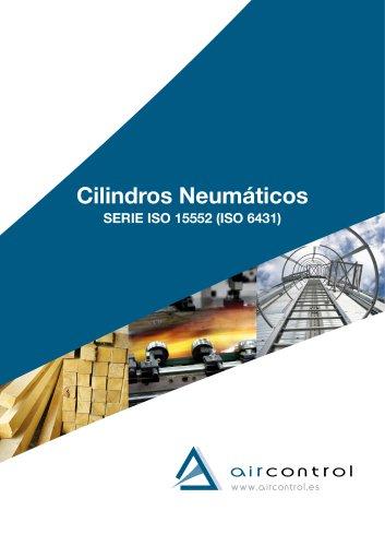Cilindros neumáticos ISO