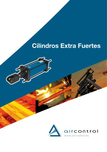 Cilindros Serie Extra Fuerte