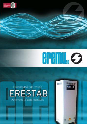 ERESTAB- Automatic voltage regulators