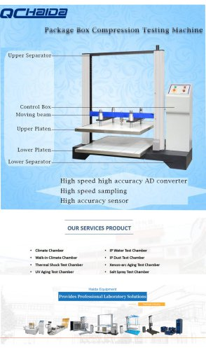 carton compression strength tester