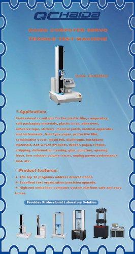 HAIDA Computer Servo Tensile Test Machine