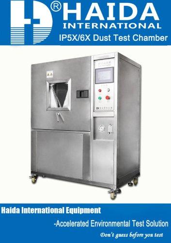 HD-E706 Dust Chamber
