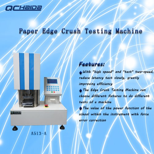 Paper Edge Crush Testing Machine2