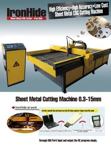 ARCBRO IronHide CNC Bench Cutting Machine