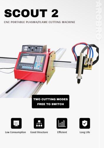 Scout 2 Portable CNC flame cutting machine