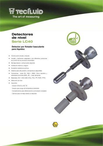 Serie_LC40_Detector_de_nivel_por_Flotador_basculante