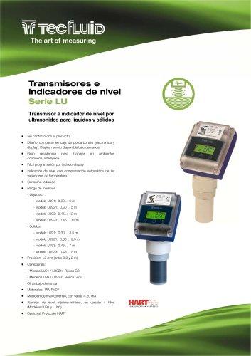 Serie_LU_Transmisor_e_indicador_de_nivel_por_ultrasonidos
