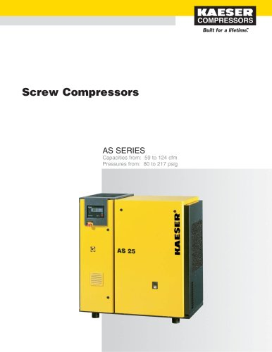 AS Series Compressors