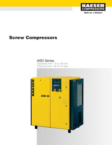 ASD Series Compressors