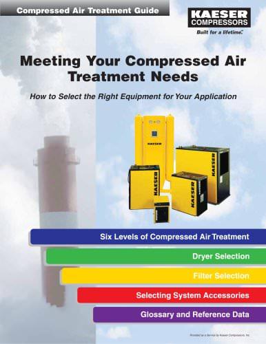 Clean Air Treatment - Guide 2