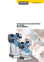 Compresores Dentales - 1