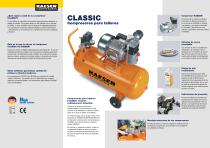 Compresores de pistón Serie CLASSIC - 2