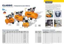 Compresores de pistón Serie CLASSIC - 3