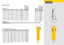 Filtros, separadores centrífugos - 7