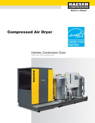 Hybritec Combination Dryer