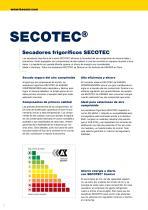 Secadores frigoríficos series SECOTEC - 2