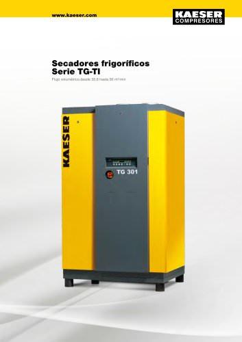 Secadores frigoríficos series TG - TI