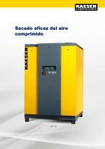 Secadores frigoríficos series TG - TI - 3
