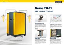 Secadores frigoríficos series TG - TI - 4