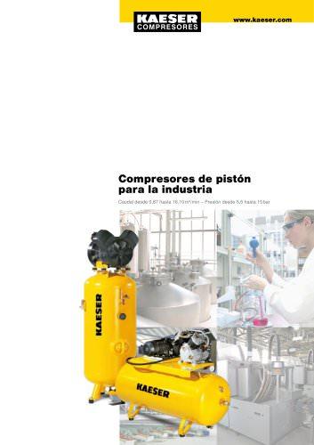 Serie Compresores Industriales