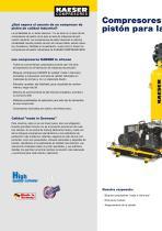 Serie Compresores Industriales - 2