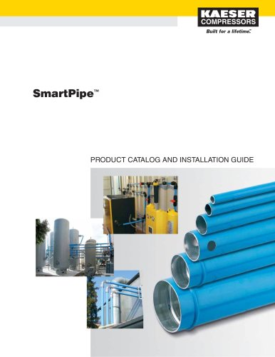 SmartPipe Modular Piping Catalog