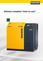Soplantes a baja presión Serie Compact - 3