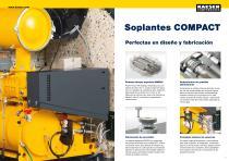Soplantes a baja presión Serie Compact - 4