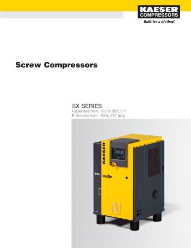 SX Series Compressors