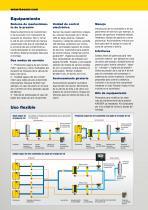 Systemas de mantenimiento de la presión serie DHS - 5