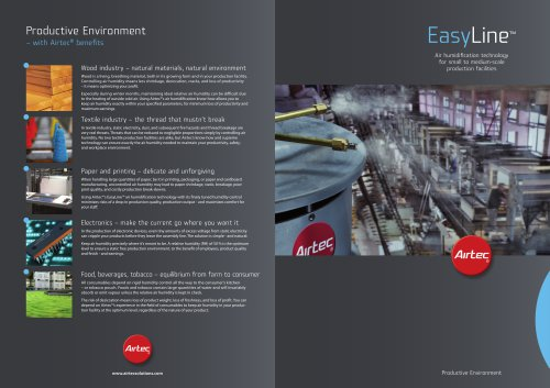 EasyLine Product Guide